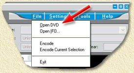 DVD Audio Ripper - Open your Audio DVD