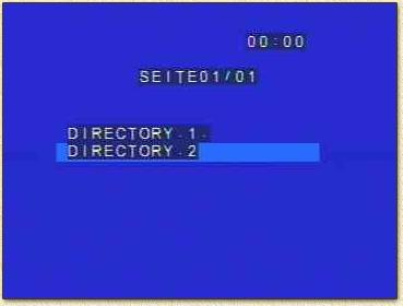 Choose a directory